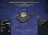 Unyielding [WWR] Cobat Chest Piece #17